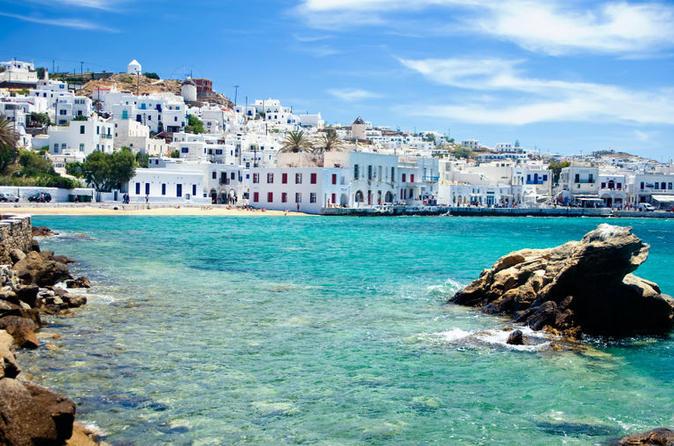 Playas de Grecia, Mykonos.