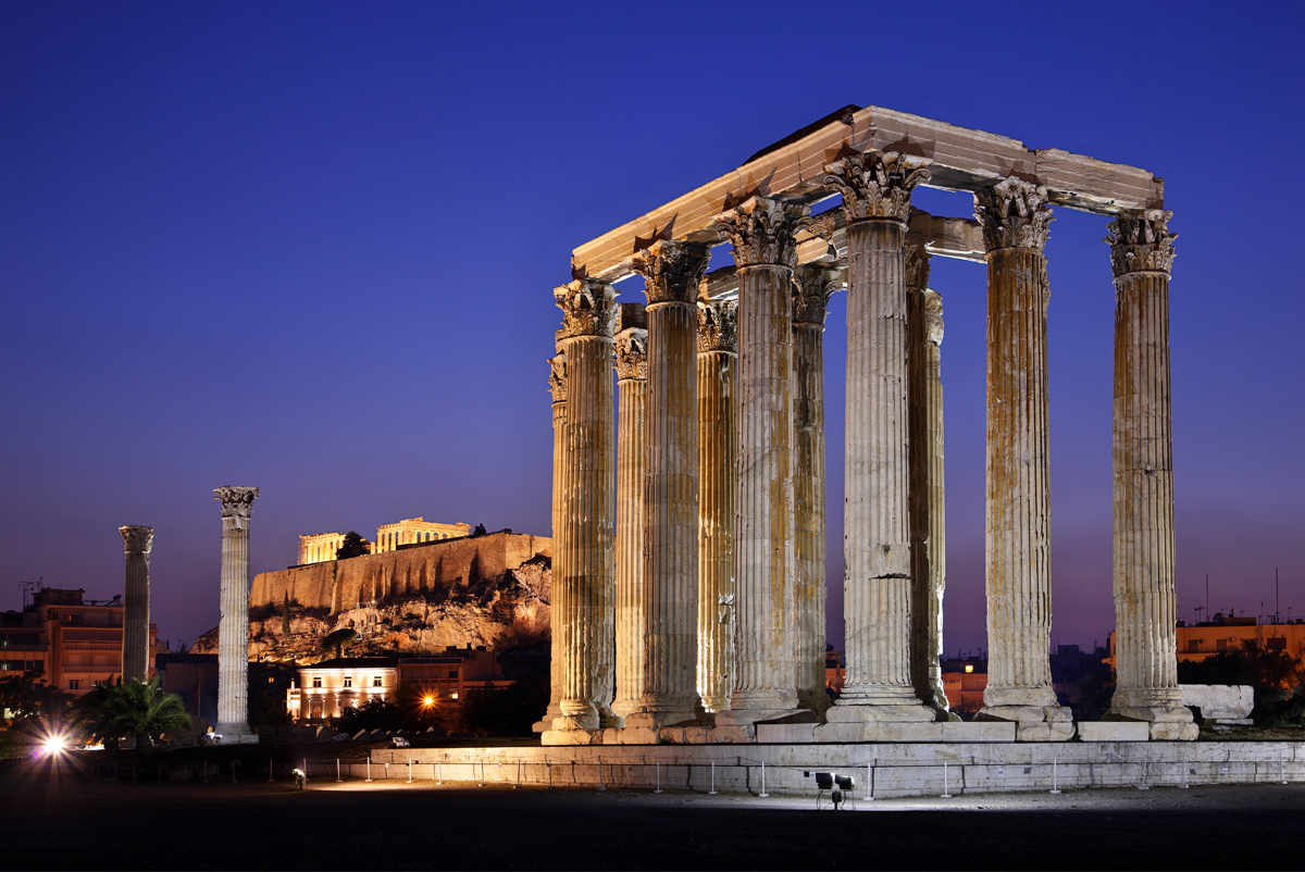 Templo Zeus