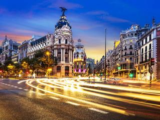 10 lugares imperdibles en Madrid...