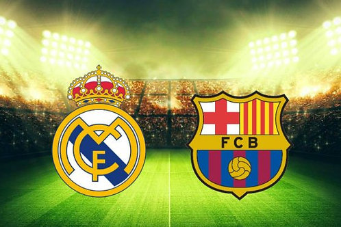 Paquete ¨Deluxe¨ - FC Barcelona vs Real Madrid / Pre order