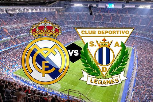 Real Madrid - Leganés / Pre order