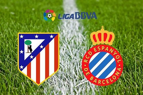 Atlético de Madrid - R.C: Espanyol / Pre order