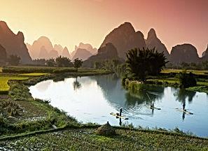 vietnam_crops_fields_fishermen_boats_fog