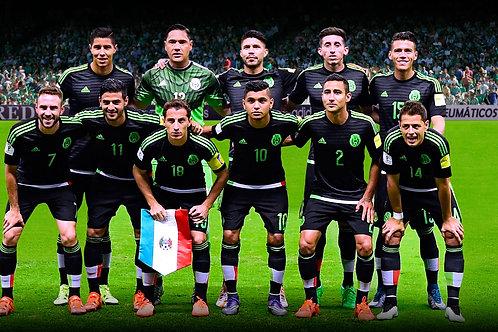 México con Entradas - Mundial de Rusia 2018 - Primera fase / Pre ord
