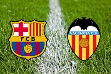 FC Barcelona - Valencia / Pre order
