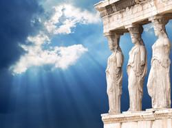 Kariatides Acropolis