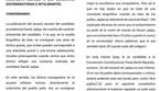 El CSW Destaca la Condena de Diputados Chilenos al Antisemitismo de Candidato Presidencial