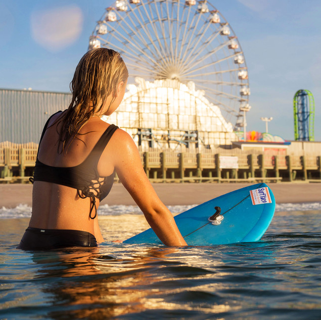 Surf Taco Pier