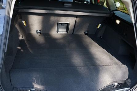 Mondeo Hybrid Kofferaum ist ausreichend groß