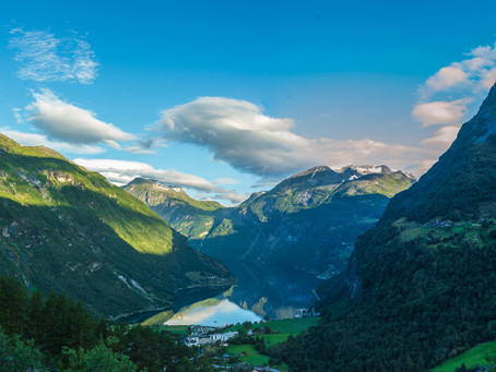 Reise nach Norwegen im Corona Sommer