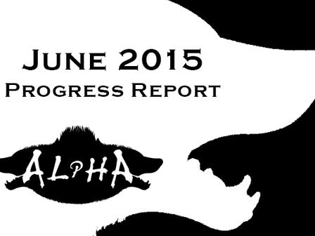 June 2015 Progress Report