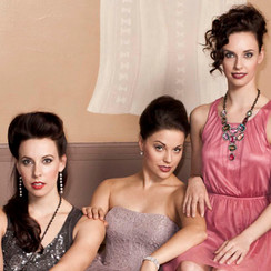 Jantzie Sisters- Radio City Rockettes
