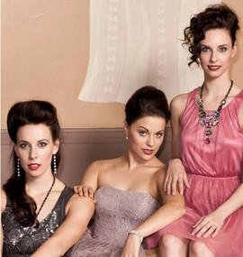 Kristin, Alison, Lisa Jantzie