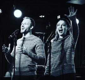 Eric Coles and Alison Jantzie