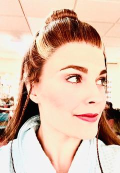 Alison Jantzie- Behind the scenes
