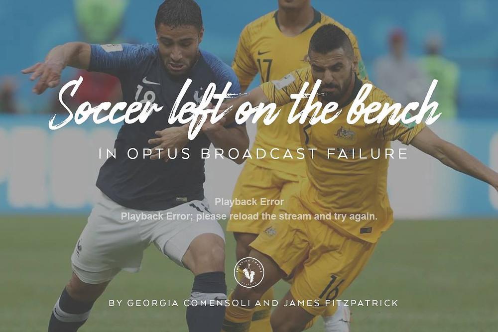 Sporting Chance Magazine Football World Cup