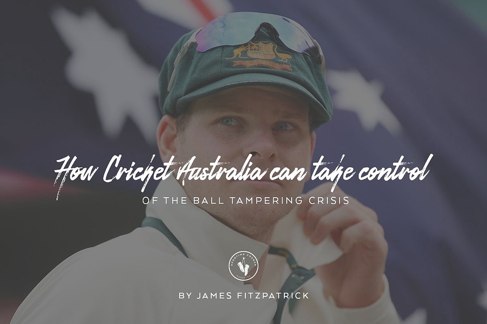 Sporting Chance Magazine Cricket Ball Tampering