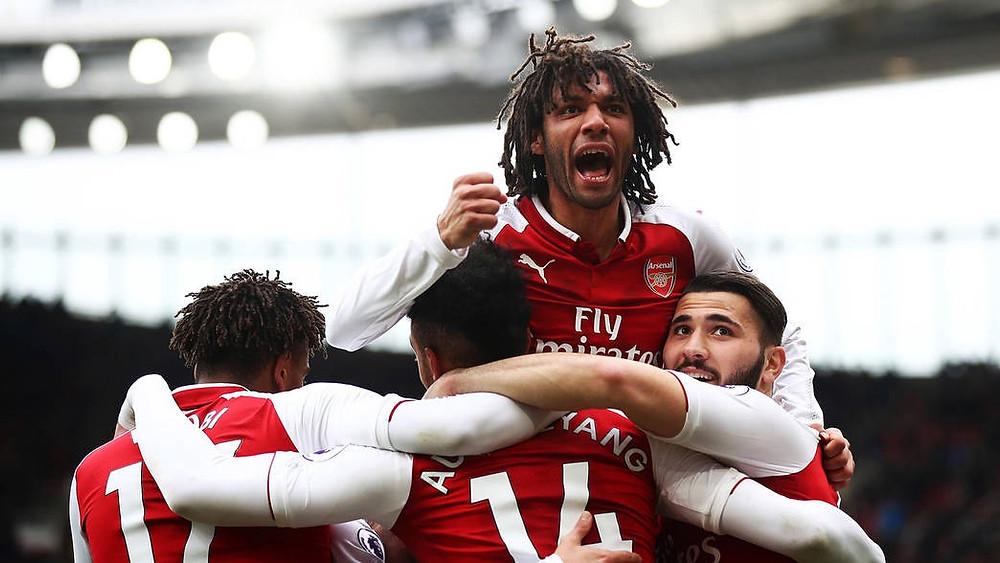 Sporting Chance Magazine Football Arsenal