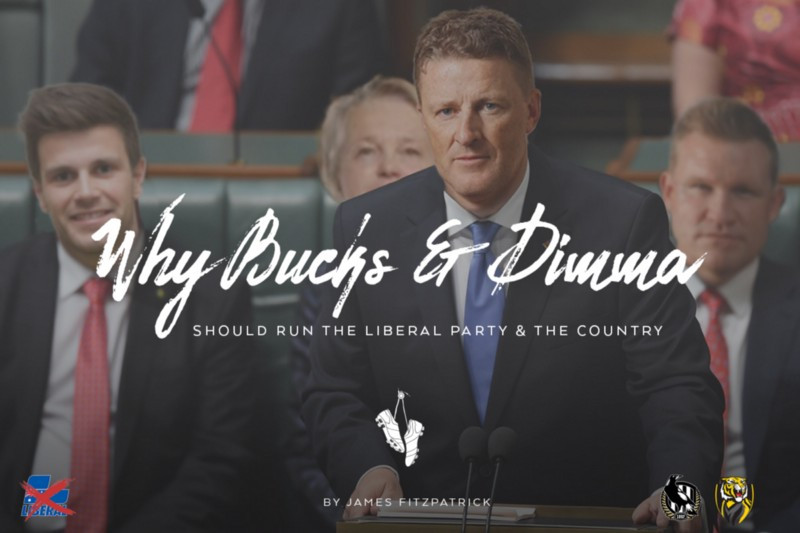 SC MAG: Bucks & Dimma should run the country