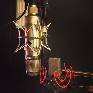 Microphone shootout today with _markadam