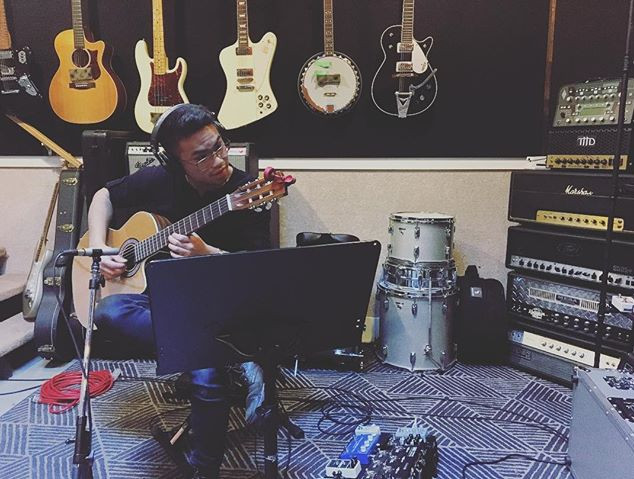 _alvinbrendan laying down some seriously
