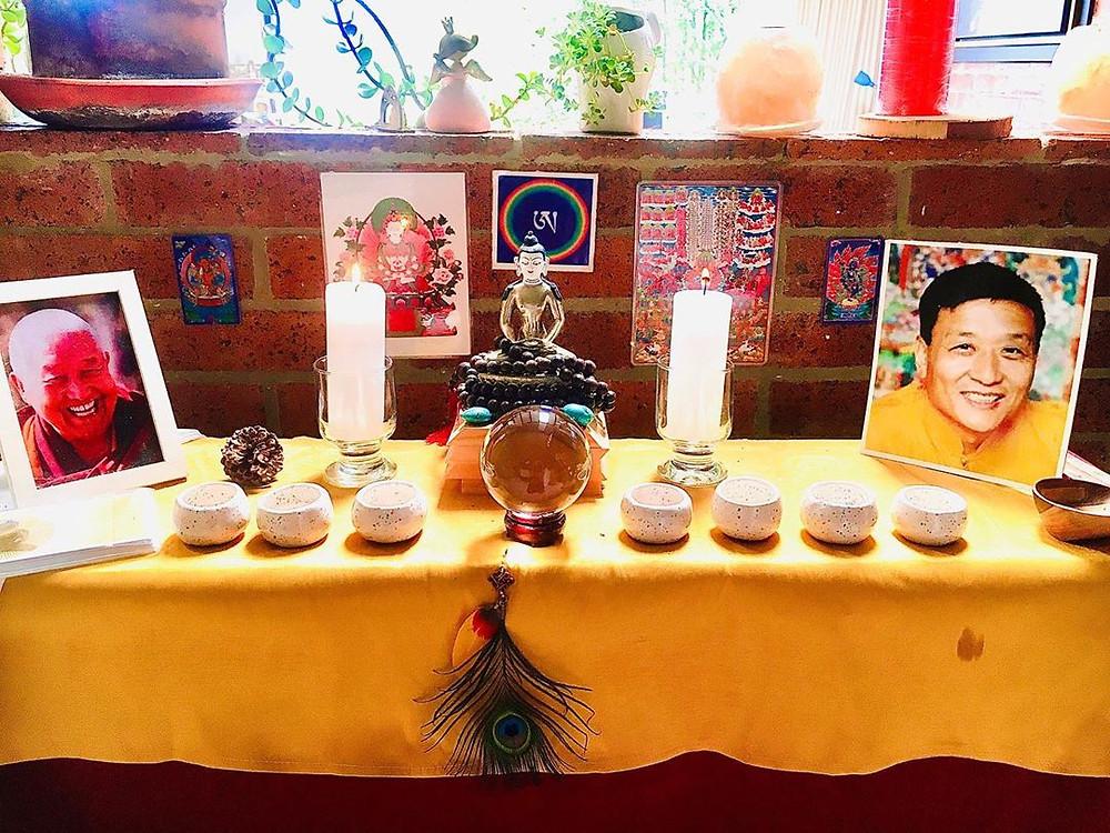 Altar Bön