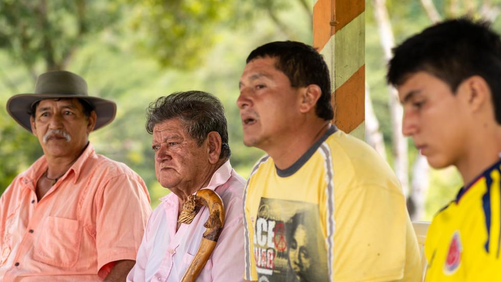 La familia Ramos, 3 generaciones en Peñas Blancas