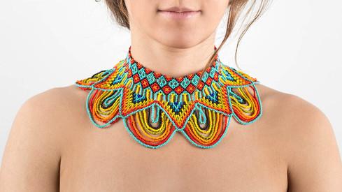 MAWÁ   collar