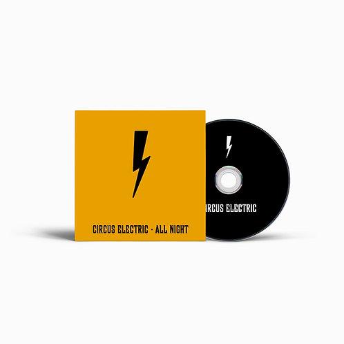 "Circus Electric EP ""All Night"""