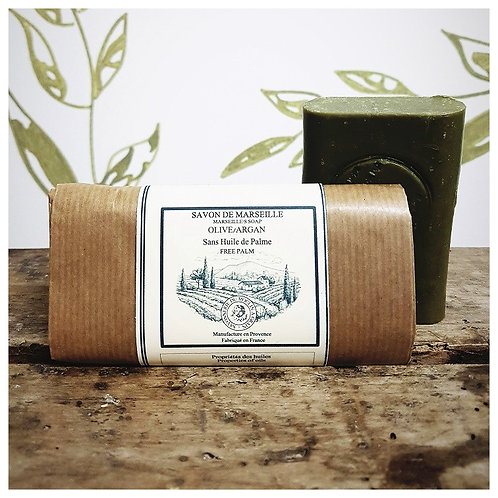 Savon du moulin à grain Olive / Argan
