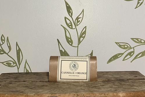 Savon Solide Cannelle / Orange 100 G