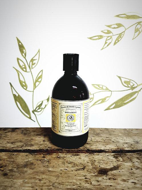 Shampoing et Gel Bergamote 500ml