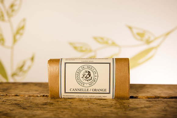 Savon Cannelle/Orange