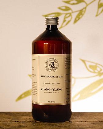 Shampoing et Gel Ylang-Ylang