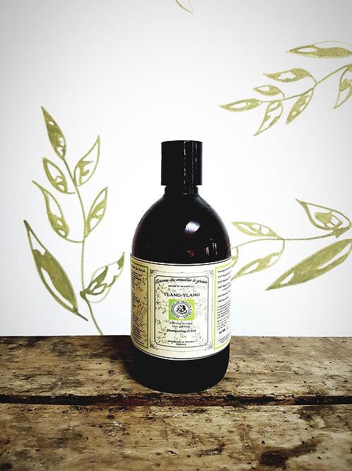 Shampoing et Gel Ylang-Ylang 500ml