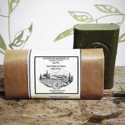 Savon du moulin à grain 100% huile d'olive