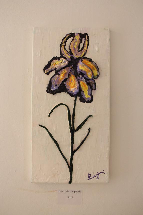 Iris tra le tue poesie
