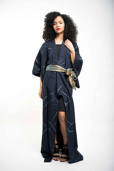 Kimono antiguo 9