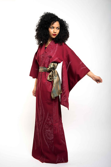 Kimono antiguo 2