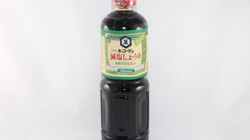 Soy Sauce (Reduced Salt)