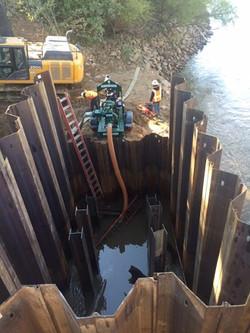 MARINE - Coffer Dams