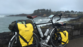 Emulating Abe - U.S. 360 Day 60 from Newport OR to Pacific City OR
