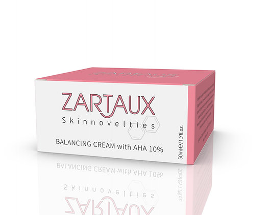Balancing Cream with AHA 10%