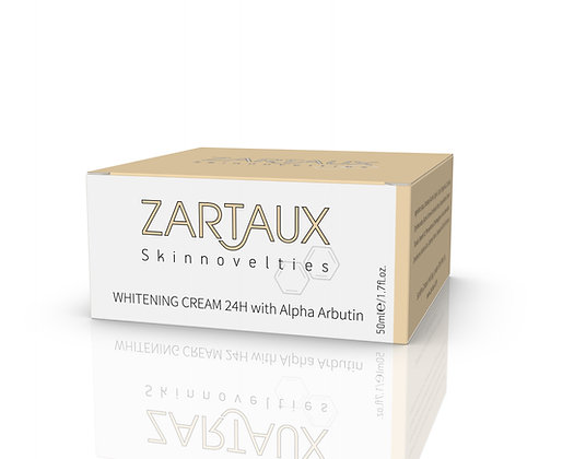 Whitening Cream 24h with Alpha Arbutin