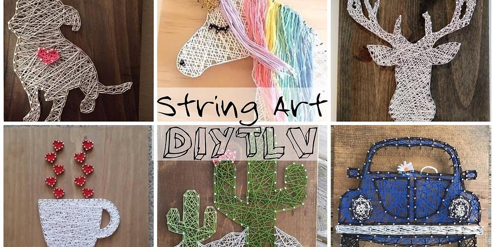 DIYTLV string art