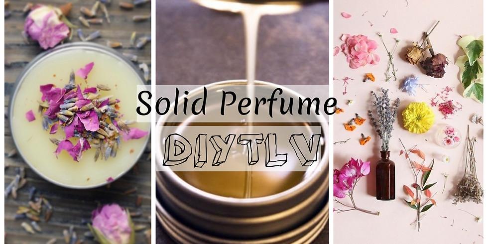Solid Perfume workshop