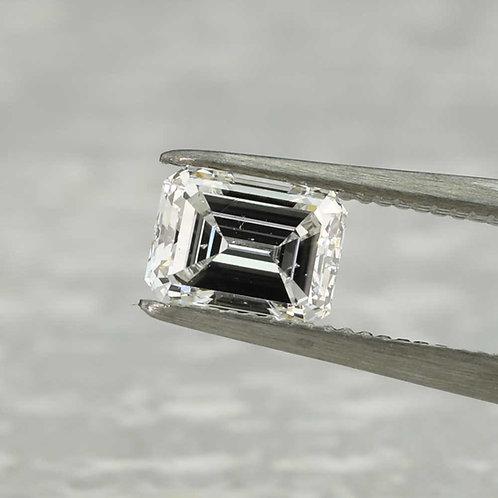 .76 Carat Emerald Cut Diamond