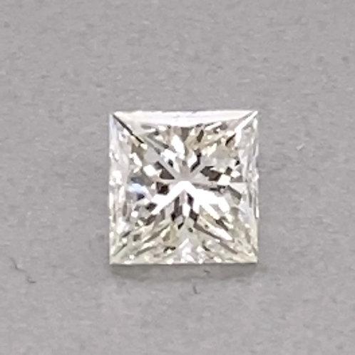Princess Cut Diamond .83