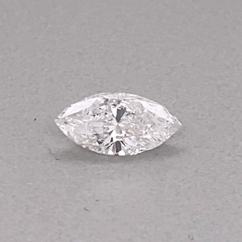 Marquise Shaped Diamond .98 carat
