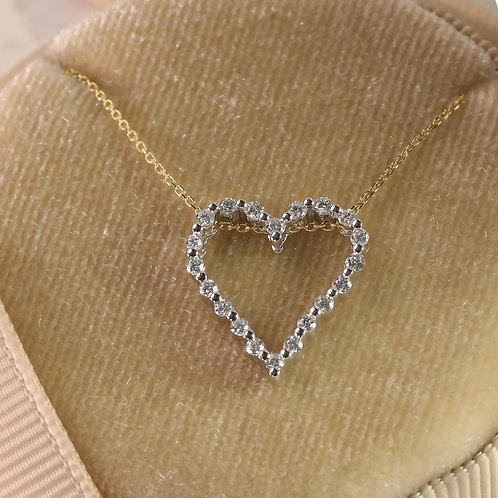 Lab Grown Diamond Heart
